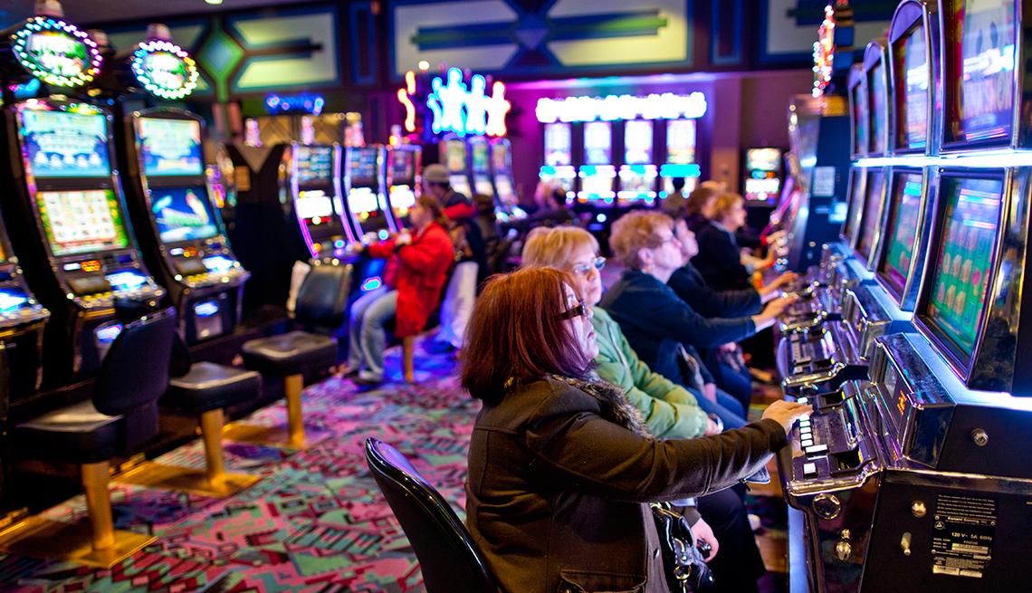 Casino Salary